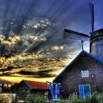 دهکده گیتورن هلند، ونیز کوچک روی زمین