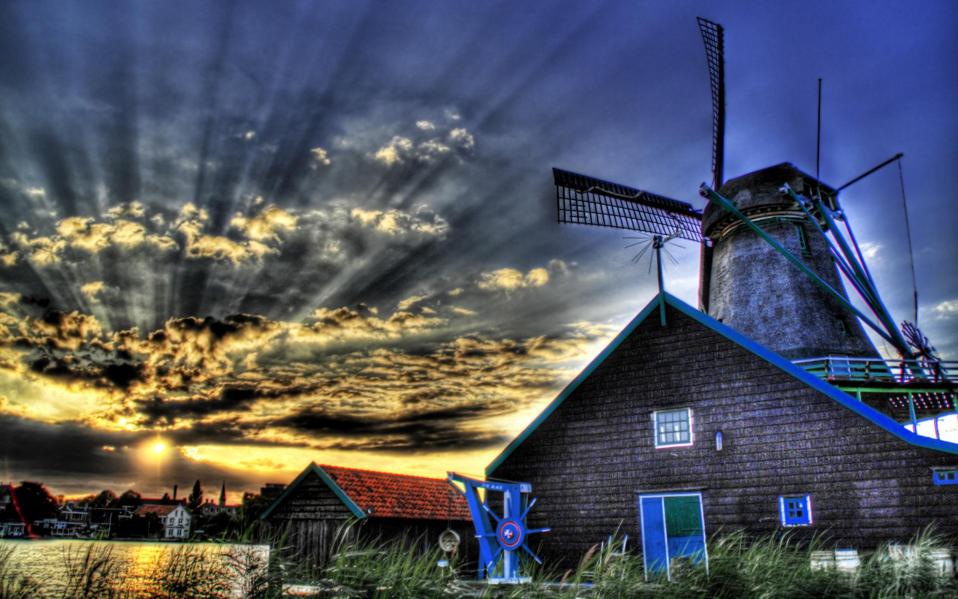 زیباترین شهرهای هلند
