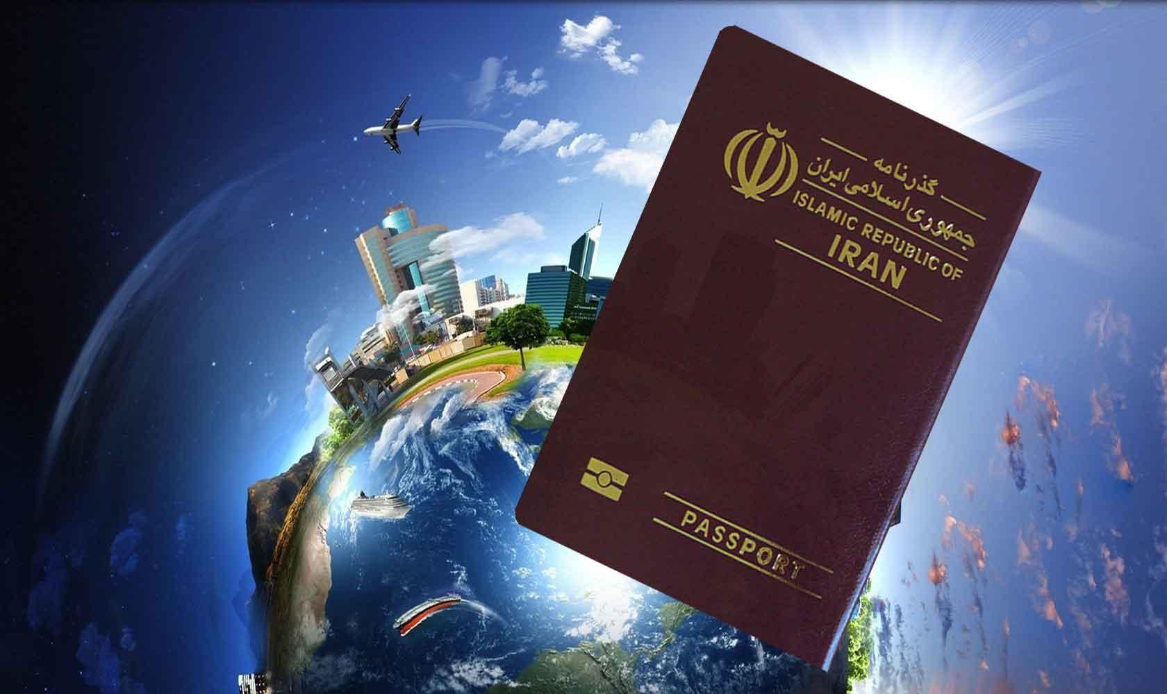ایرانیان بدون ویزا به کدام کشورها می توانند سفر کنند؟