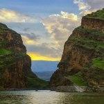 کوه های رنگی ماهنشان زنجان؛ رنگین کمان زمینی ایران