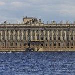 کاخ مرمر سنت پترزبورگ؛ یکی از اولین کاخهای نئوکلاسیک روسیه