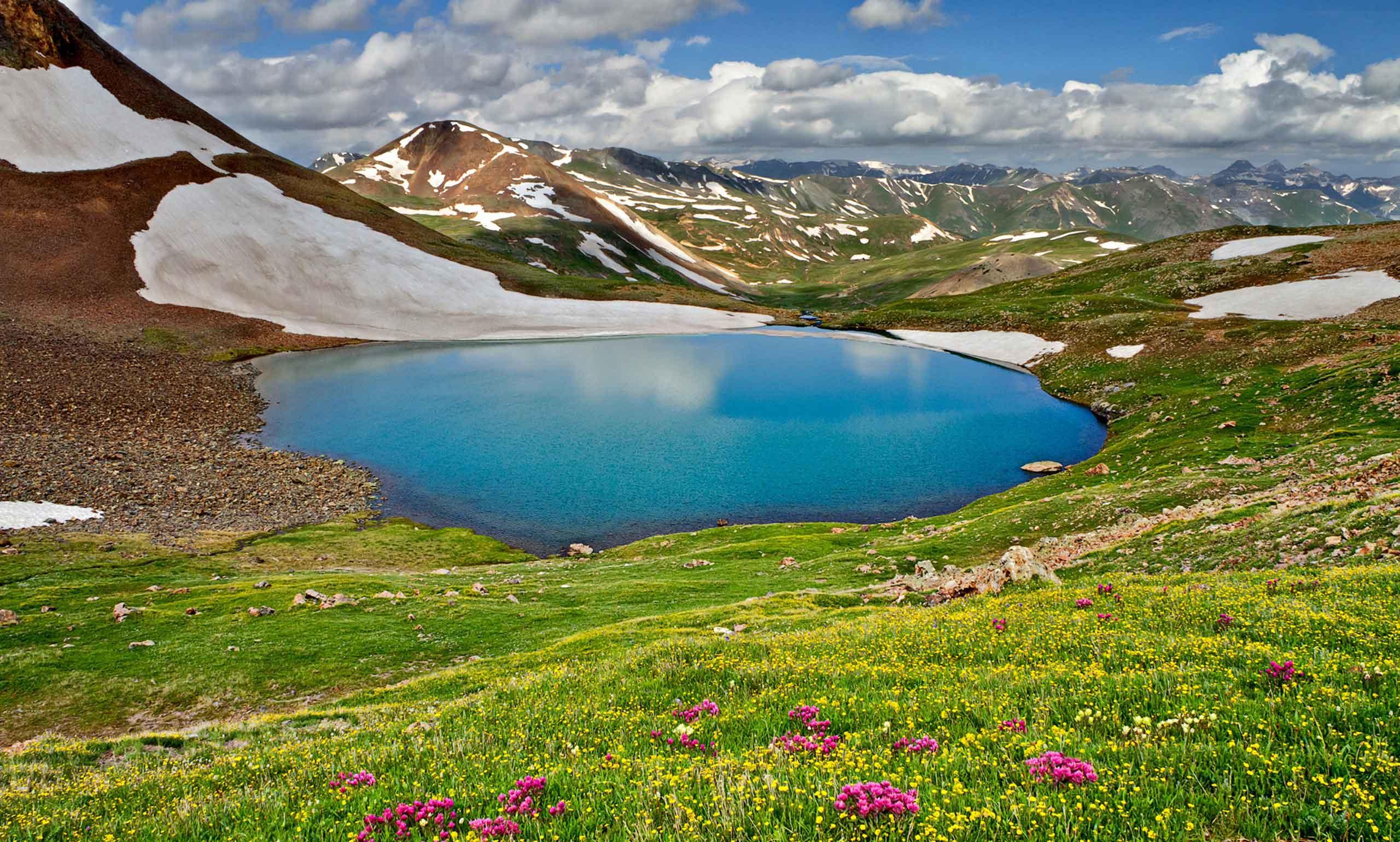 دریاچه گهر نگین اشترانکوه لرستان