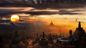 بوروبودور بزرگترین معبد بودایی جهان