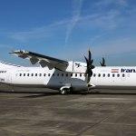 2 فروند هواپیمای جدید ATR رسما تحویل هما شدند