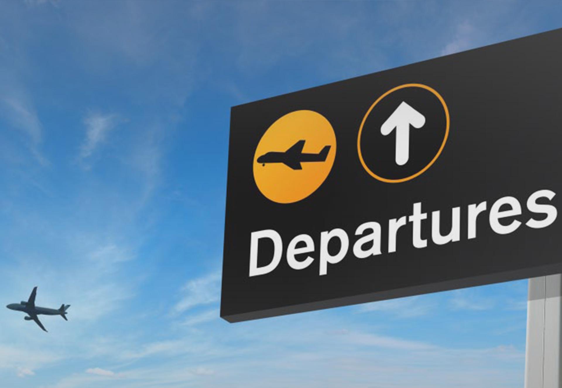 عوارض خروج از کشور
