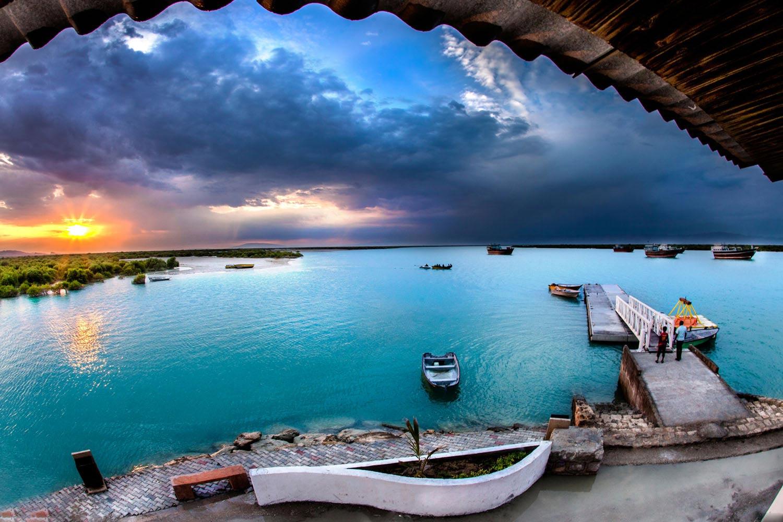 قشم جزیره ی عجایب هفتگانه سفرمی