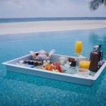 عجیب ترین صبحانه های بالی