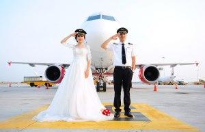 زندگی خصوصی خلبانان