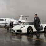 ثروتمندان کجا پرواز می کنند؟