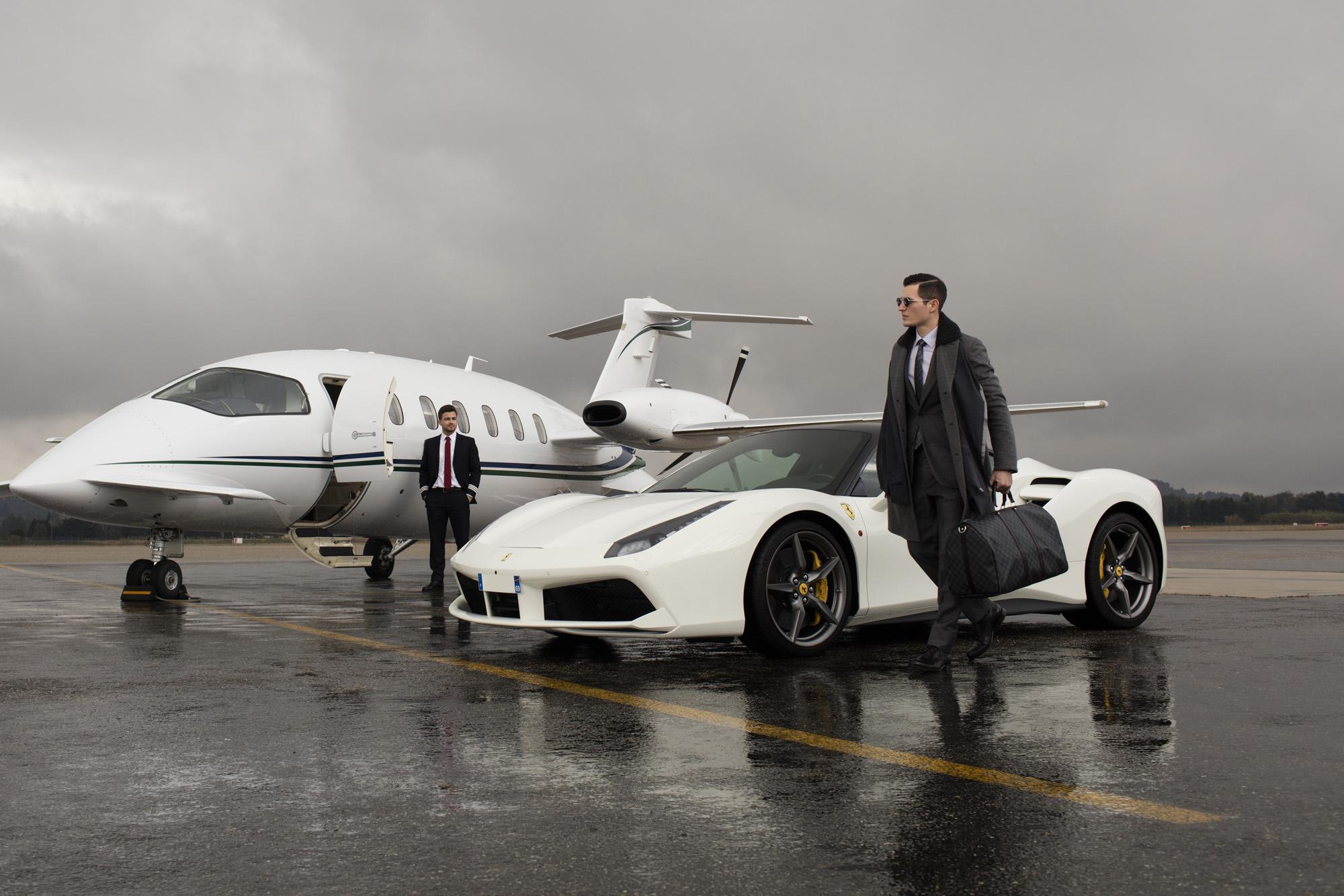 هواپیماهای خصوصی