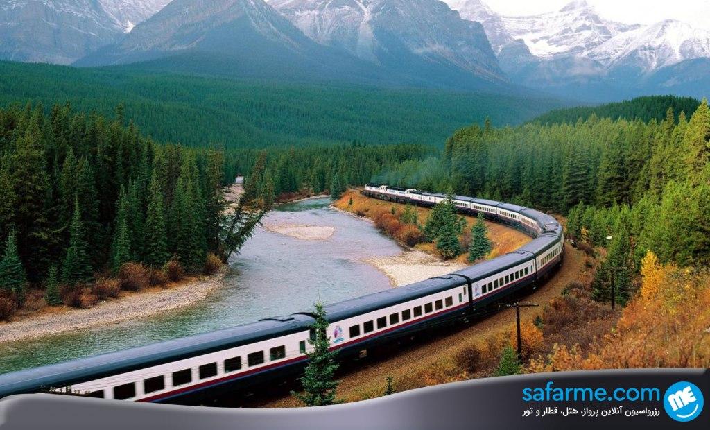 آیا می دانید سفر با قطار چه مزیت هایی دارد؟