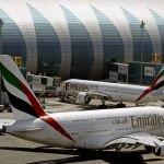 مرگ مهماندار ایرلاین امارات در پی سقوط از درب خروجی بوئینگ 777