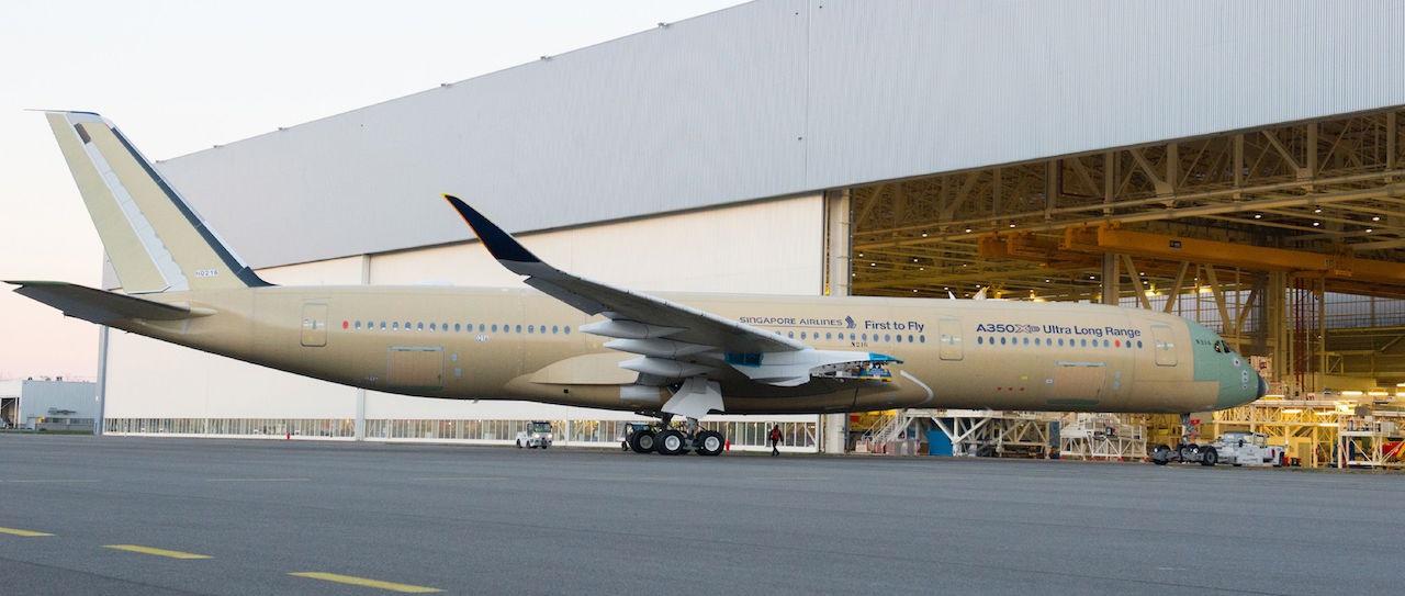 ایرباس A350-900ULR