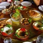 بهترین صبحانه های عربی