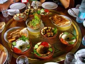 صبحانه های عربی