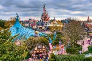 پارک تفریحی اروپا