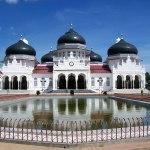 با شکوه ترین مساجد کشور اندونزی