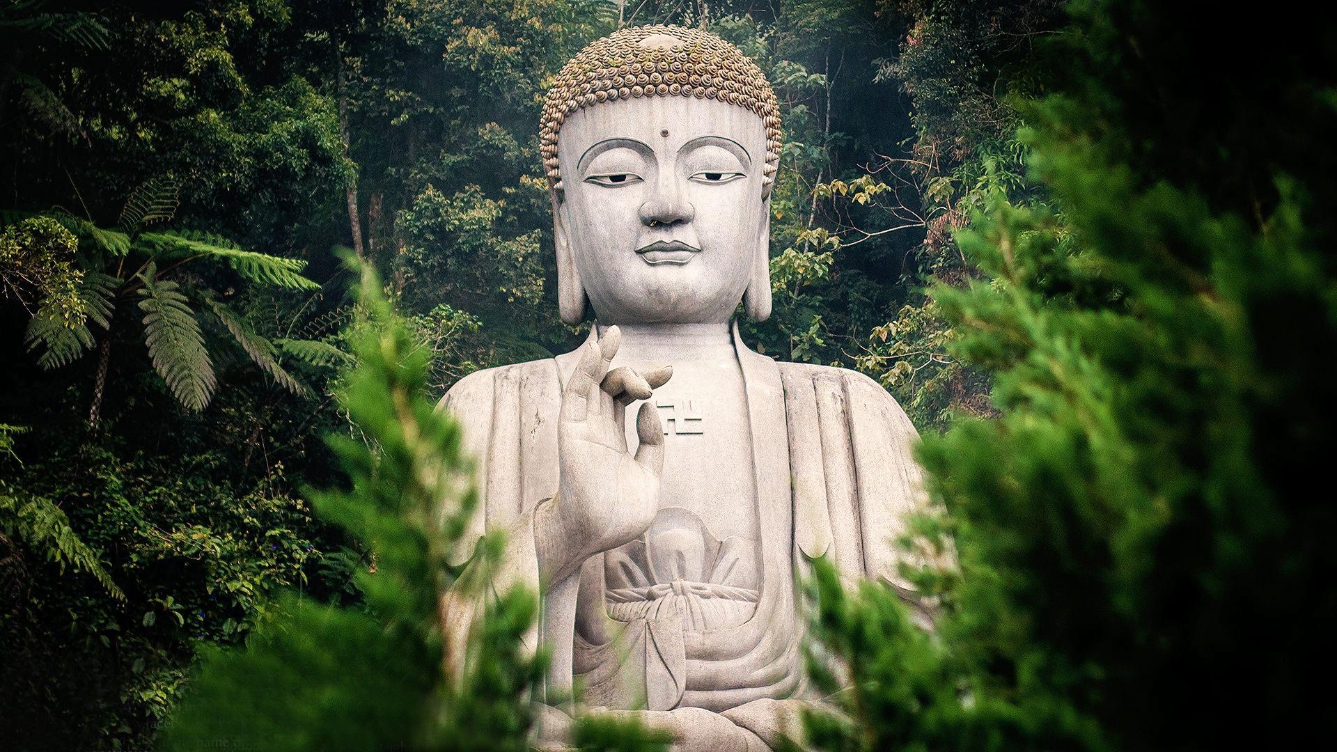 مجسمه های بودا در مالزی