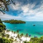 جاذبه های گردشگری جزیره سامویی