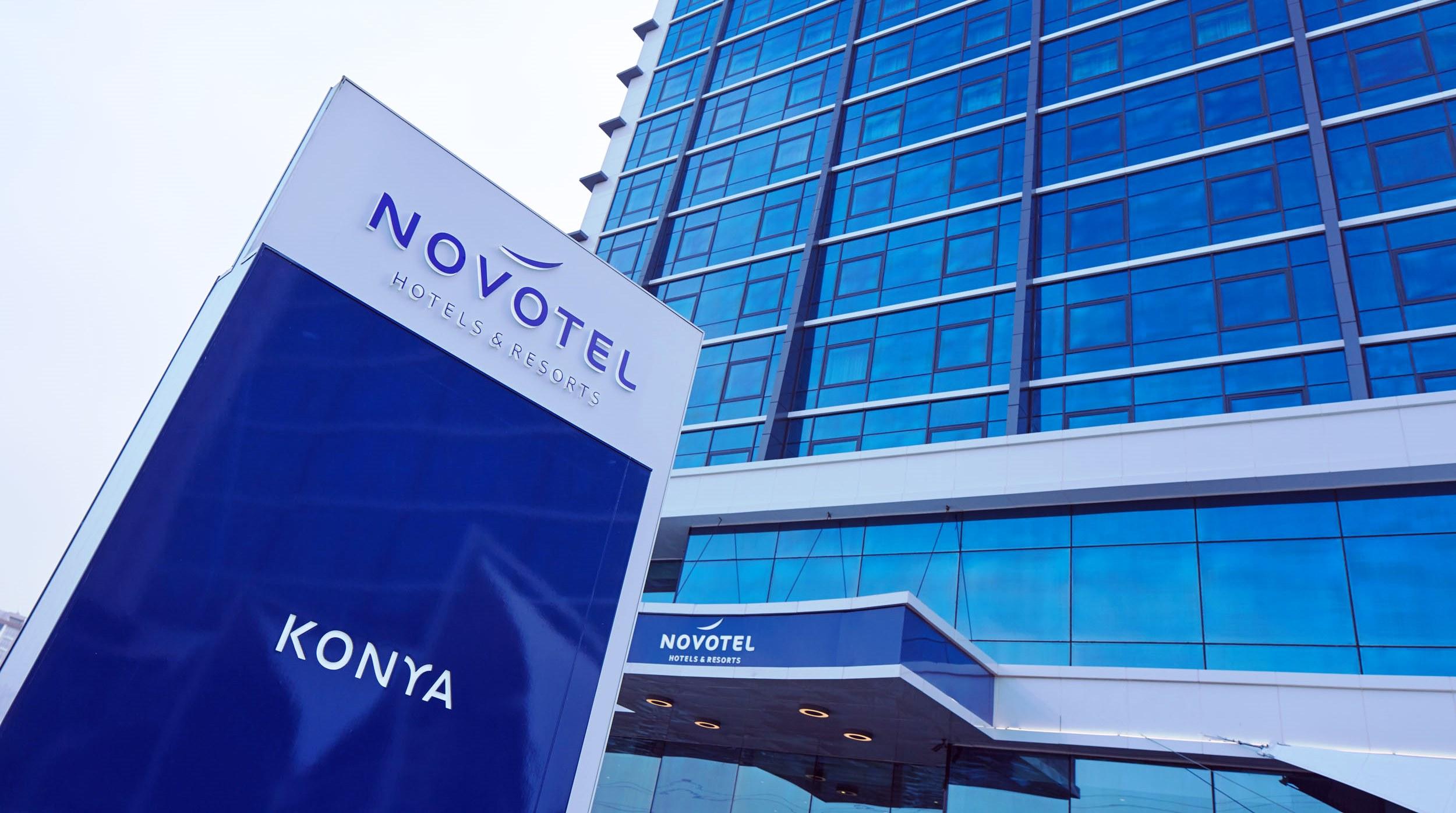 هتلهای قونیه