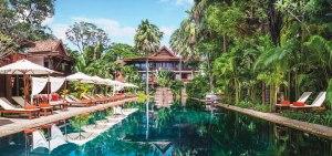 هتلهای کامبوج