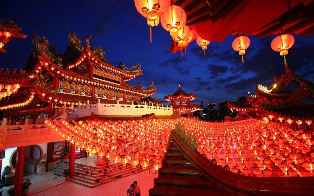 رویدادهای ملی چین