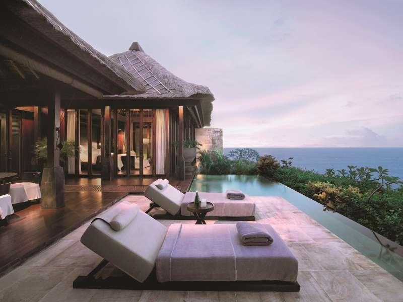 هتل بولگاری ریزورت Bulgari Resort Bali :