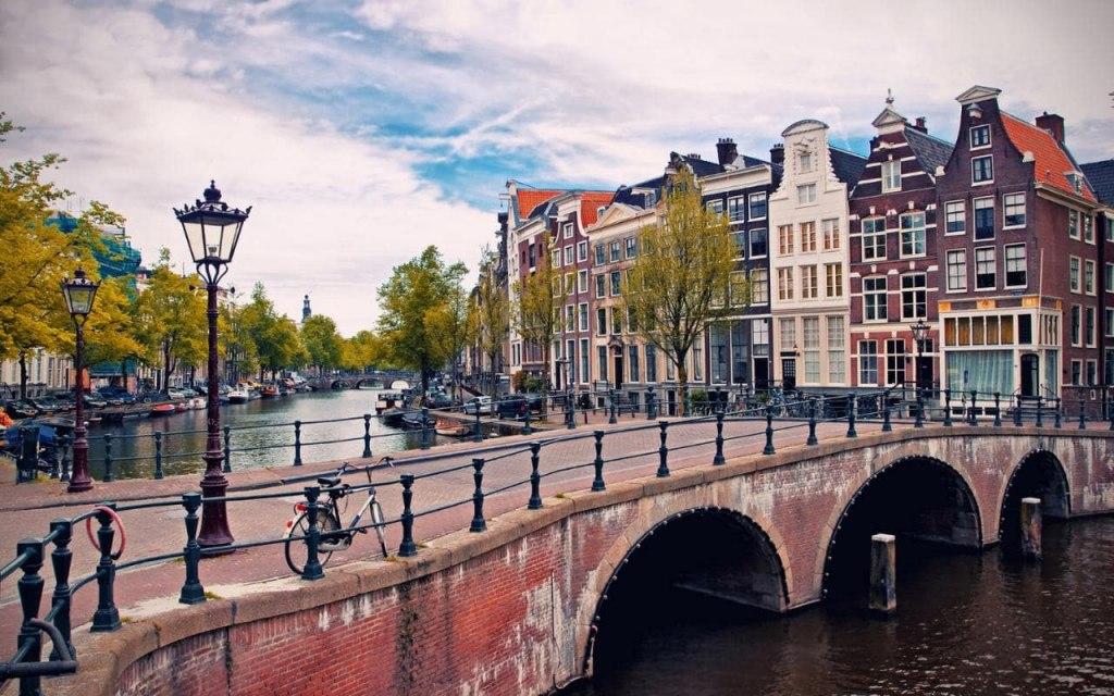 آمستردام در هلند