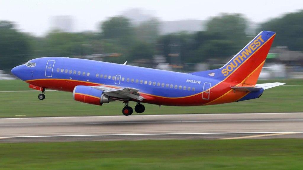 خطوط هوایی Southwest Airlines