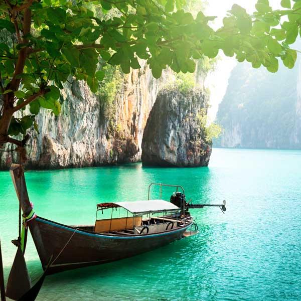 پارک ملی آنگ تونگ در تایلند
