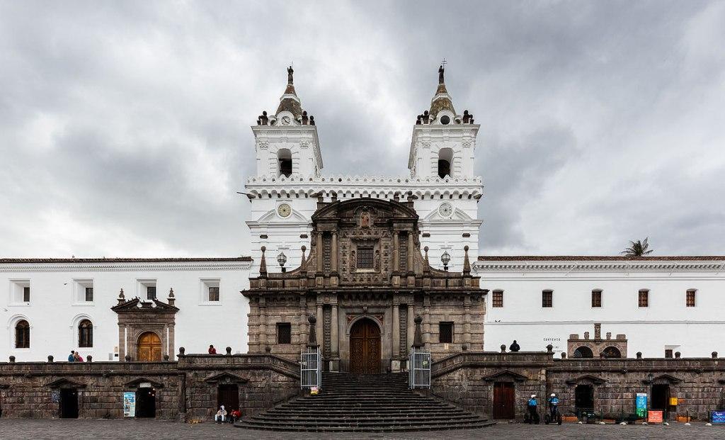 کلیسای سنت فرانسیس کیتو