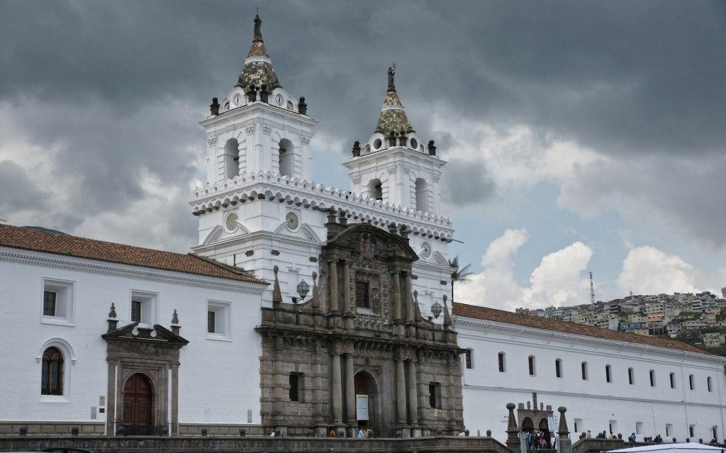 جاذبه های گردشگری در کیتو اکوادور