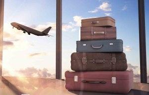قوانین کلی حمل بار به داخل هواپیما