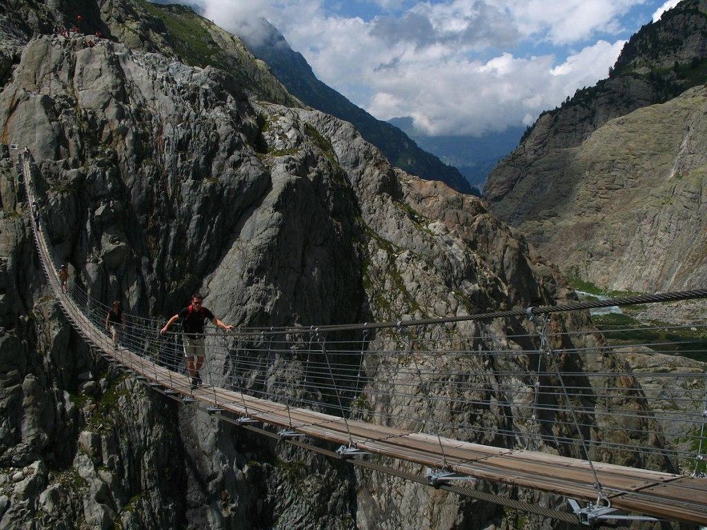 5 تا از وحشتناک ترین پل های جهان