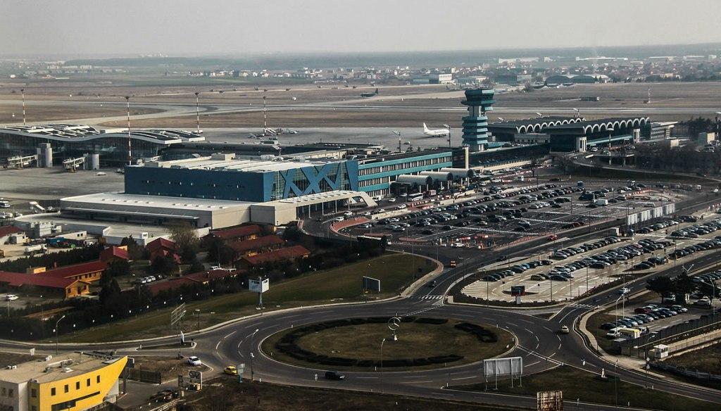 راه های ارتباطی فرودگاه بخارست