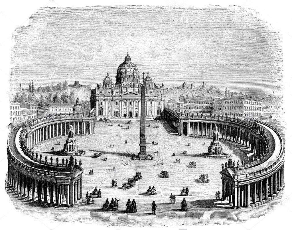 تاریخچه کلیسای جامع سنت پیتر