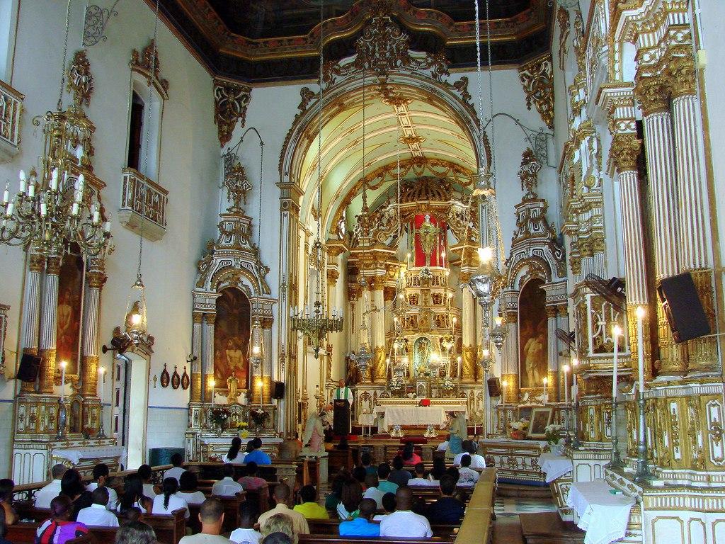 کلیسای Igreja do Senhor do Bonfim