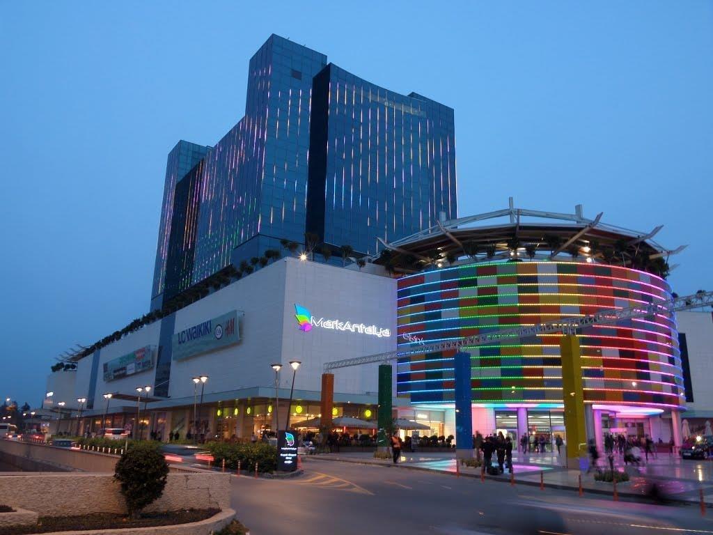 مرکز خرید مارک آنتالیا