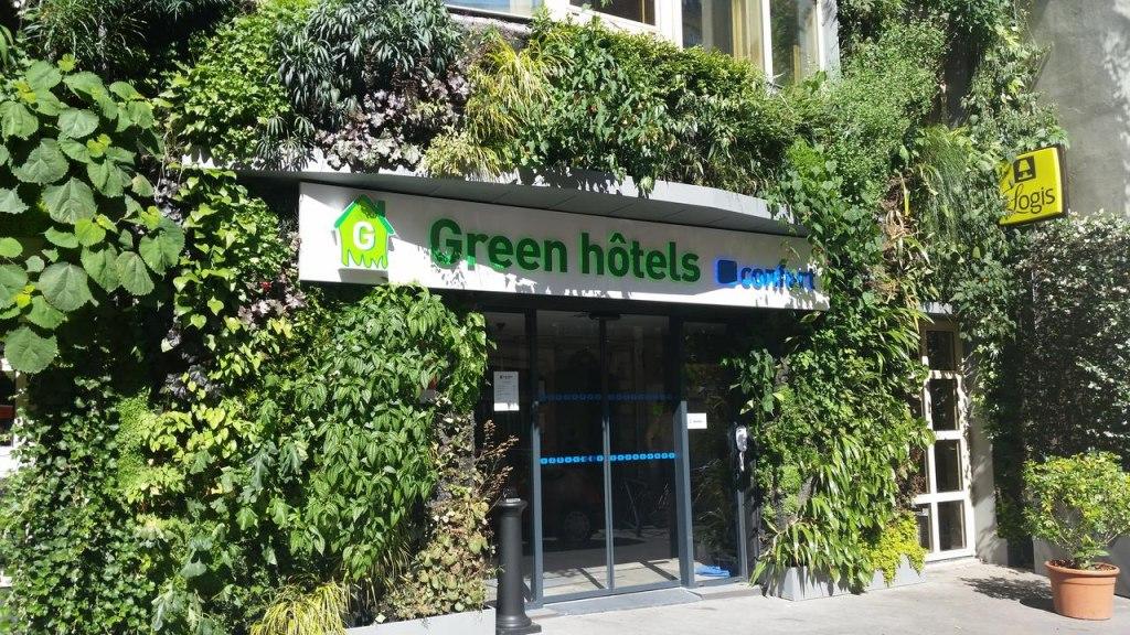 هتل های سبز