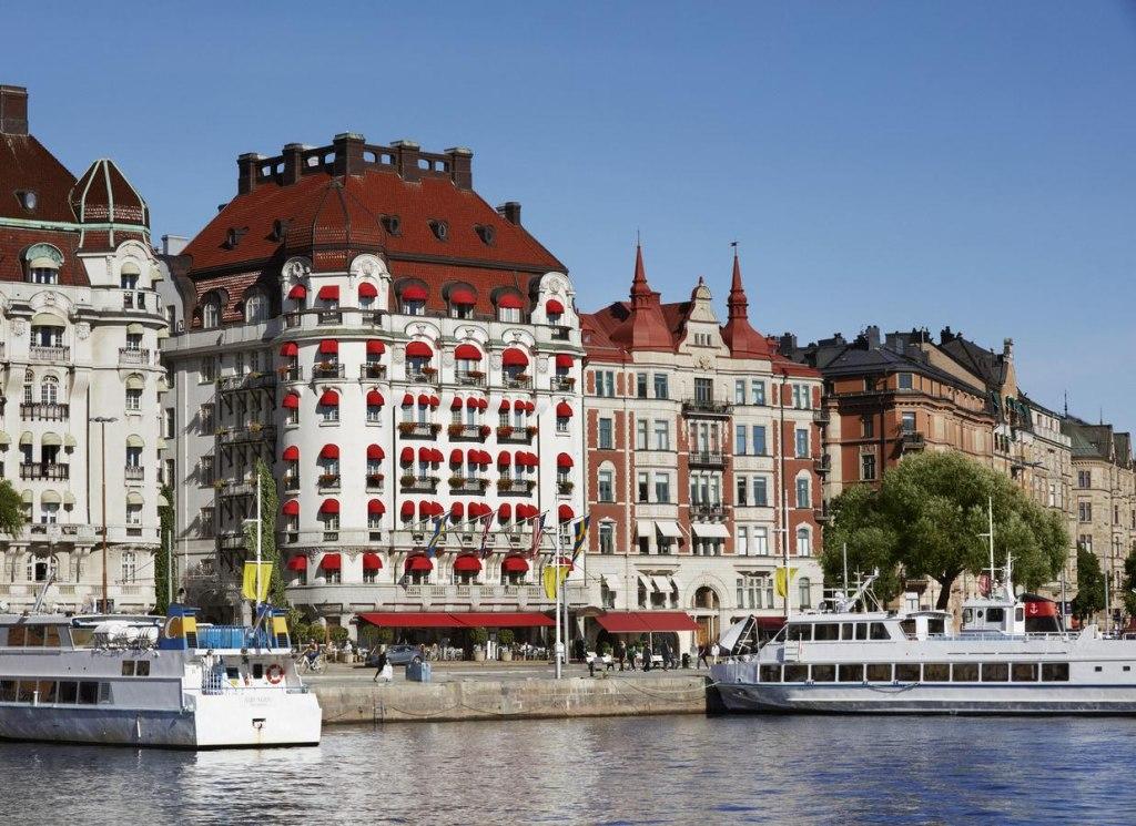 هتل های استکهلم