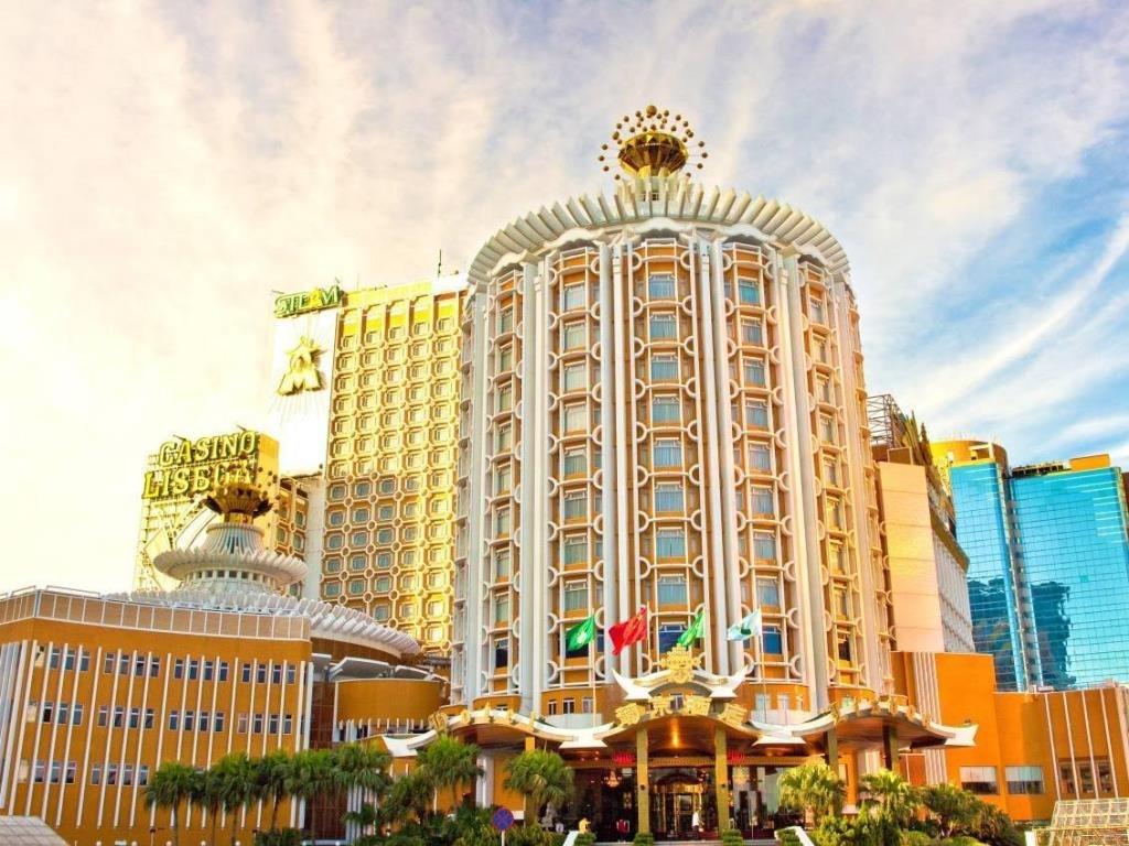 شبه جزیره ماکائو با لوکس ترین هتل ها