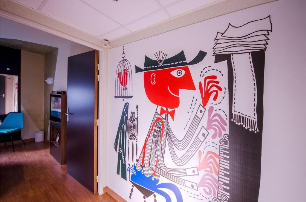 بخش هنری فرودگاه تولوز