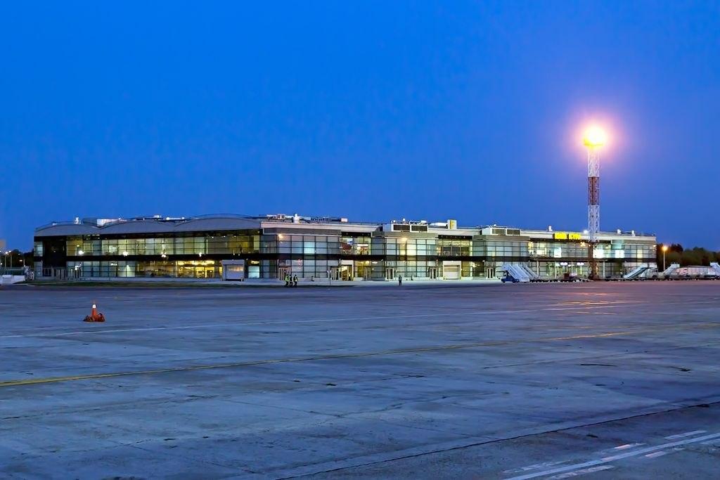ترمینال فرودگاه بوریسپیل