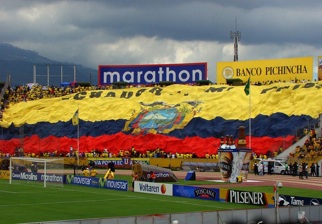 استادیوم المپیک Atahualpa