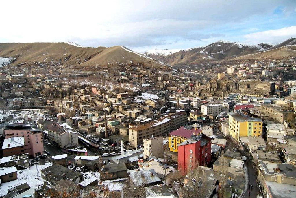 شهر بتلیس ترکیه