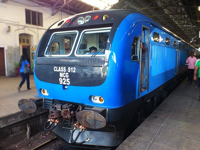 قطار فرودگاه باندارنیکی کلمبو