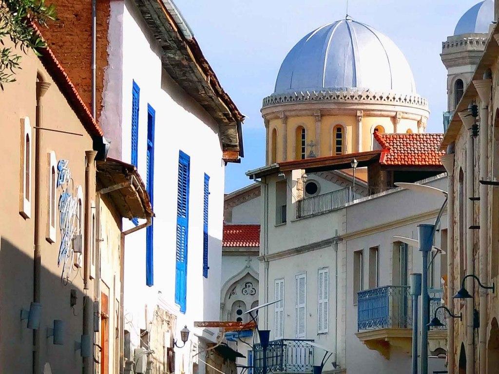 شهر قدیمی لیماسول
