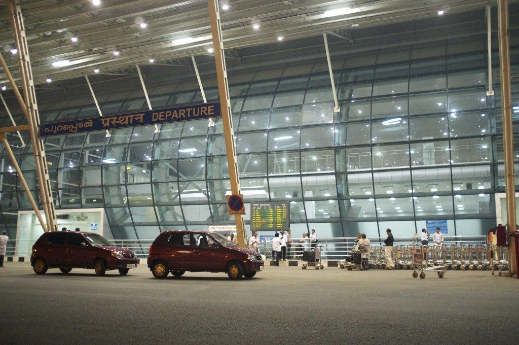 راه های دسترسی به فرودگاه بین المللی تریواندروم