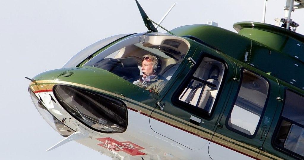 هواپیمای شخصی هریسون فورد