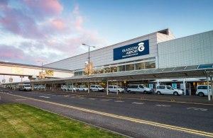 فرودگاه بین المللی گلاسکو از بهترین فرودگاه های اسکاتلند